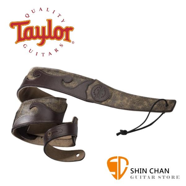 Taylor Applique 仿古背帶 適用民謠吉他/電吉他/電貝斯【型號:65004】