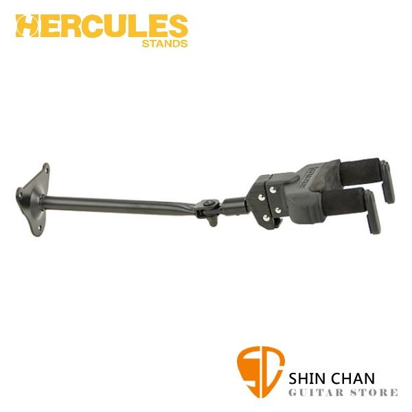 海克力斯 Hercules GSP40WB 吉他架 吊臂加長 / 金屬背板 / 吉他掛架