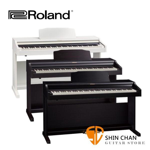 Roland RP501R 88鍵 滑蓋 直立式數位電鋼琴 【RP-501R/原廠公司貨/一年保固/附原廠琴架、三音踏板、中文說明書、琴椅】