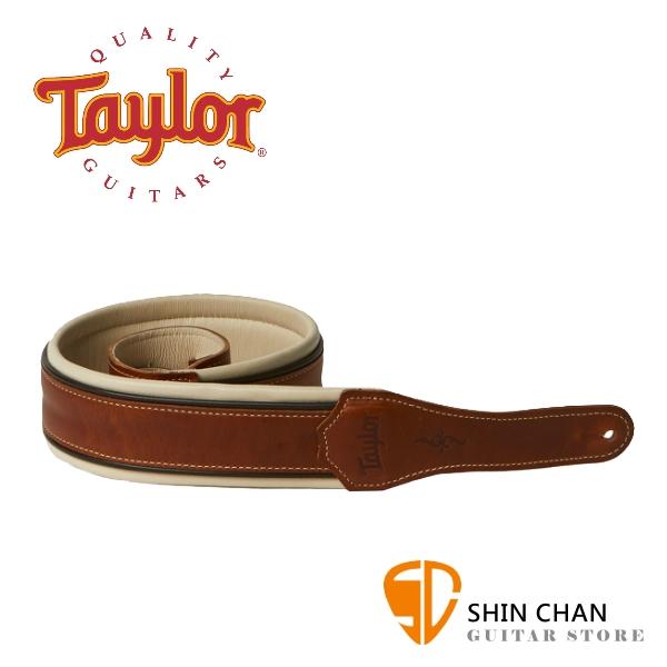 Taylor Renaissance Medium Brown 400系列 背帶【適用民謠吉他/電吉他/電貝斯/型號:4250-03】