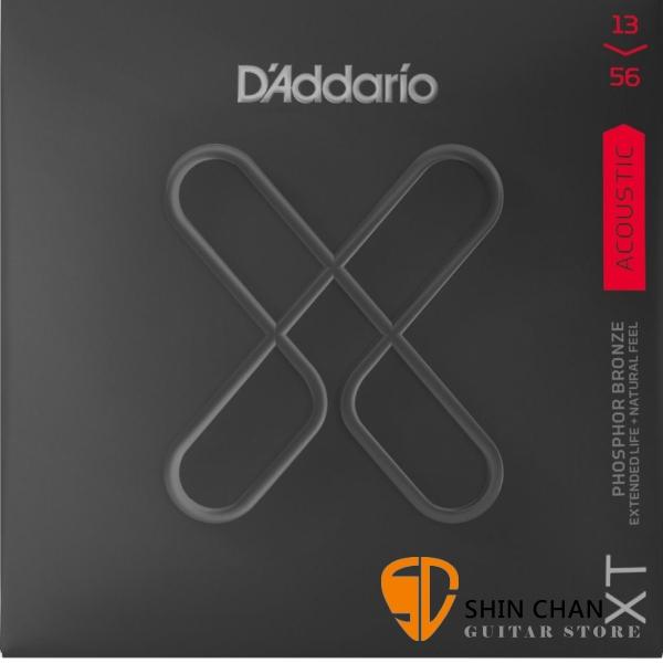 美國 DAddario XTAPB1356 (13-56) 磷青銅 民謠吉他弦【XTAPB-1356/木吉他弦專賣店】