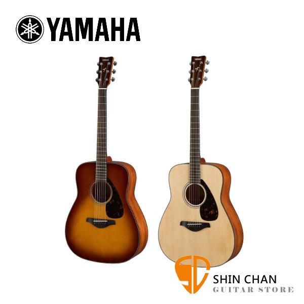 YAMAHA 山葉 FG800 41吋單板民謠吉他 雲杉木面板【FG-800】木吉他/原廠公司貨