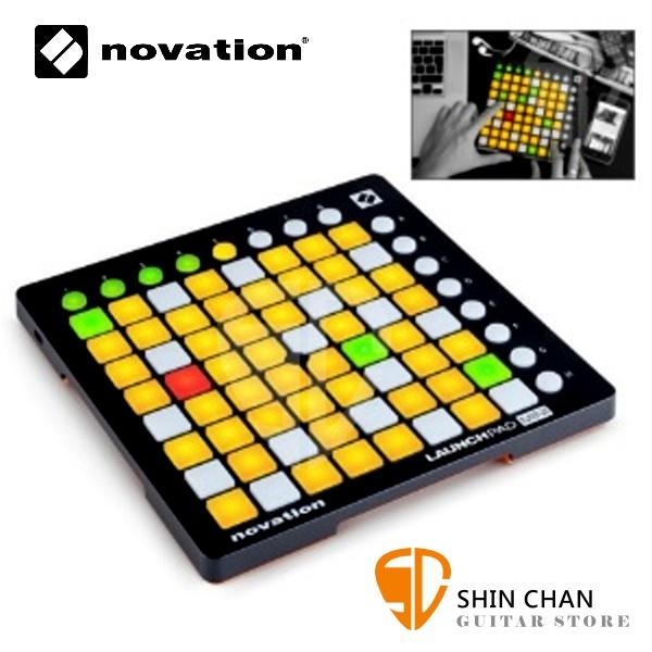 直購直殺↘Novation 總代理新版 Launchpad Mini MK2 MKII 控制器 midi pad / MIDI controller(支援MAC/PC/iPhone/ipad2)公司貨/保固一年