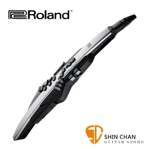 Roland 樂蘭 AE30 專業級 數位薩克斯風/電子吹管/電子薩克斯風 Aerophone Pro(電吹管)台灣樂蘭原廠公司貨 一年保固 附原廠攜行帶(電薩克斯風/AE-30)