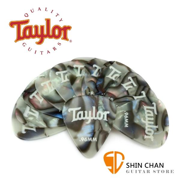 Taylor Celluloid 351 進口原廠彈片 Pick【厚度:0.46mm/0.71mm/0.96mm/1.21mm】80744/80745/80746/80747