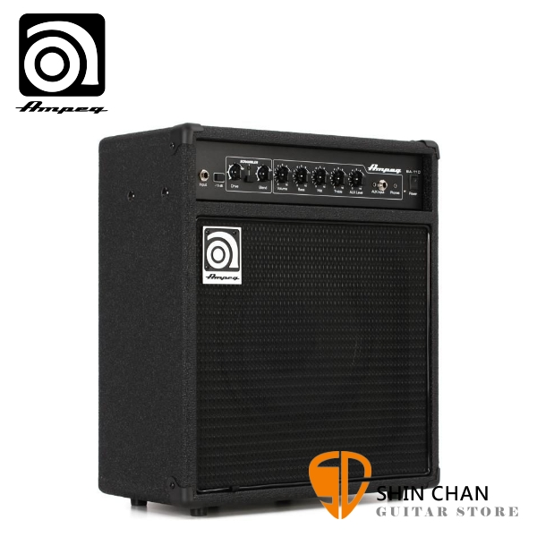 Ampeg BA-110 V2 40瓦電貝斯音箱 BASS原廠公司貨【BA110】