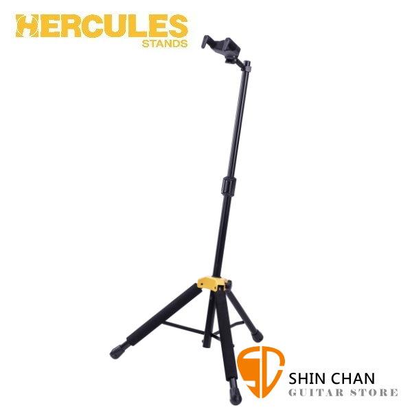 海克力斯 Hercules GS415B PLUS 吉他架 / 吉他立架 落地型 適用 木吉他 電吉他 貝斯 Hercules Stand 樂器架 / 台灣公司貨