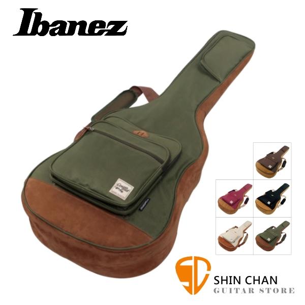 Ibanez POWERPAD IAB541 民謠吉他琴袋 可雙肩背【IAB-541】