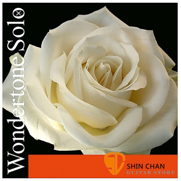 德國 Pirastro WonderTone(solo) 小提琴套弦 4/4 專用【銀A弦】