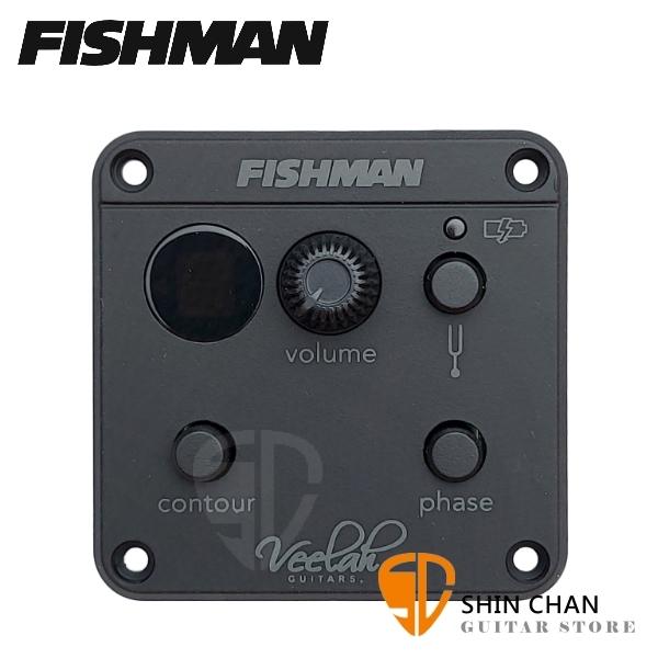 美國品牌 Fishman 拾音器 ISYS201 附調音器功能(DIY自行安裝)木吉他升級電木吉他/電民謠首選【Veelah聯名/ISYS 201】