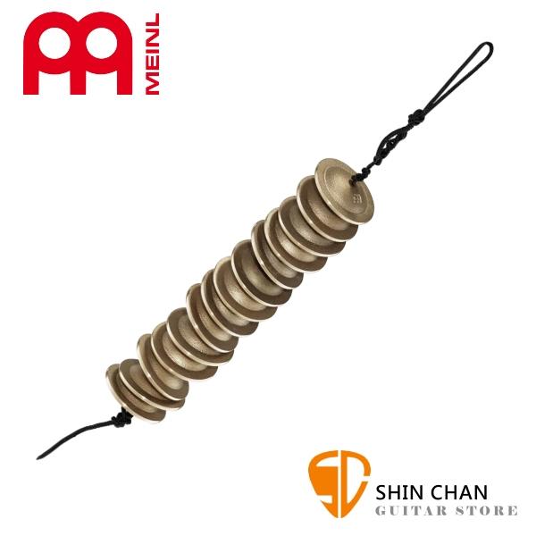 MEINL FICY-14 手指銅鈸串 黃銅合金 附繩 尺寸:2.63吋【HANGING FINGER CYMBAL】