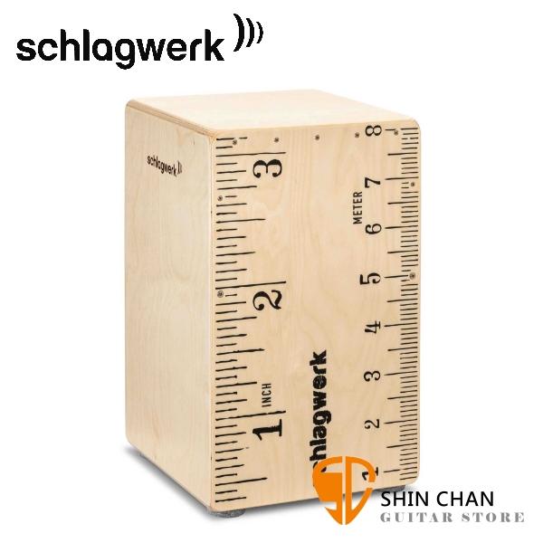 德國 Schlagwerk X-One 斯拉克貝克 CP112 木箱鼓 ROCK'N'RULE 原廠公司貨【CP-112】