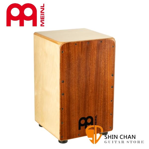 德國品牌 MEINL WCP100MH 木箱鼓 CAJON 桃花心木 內建響線:吉他響線【Woodcraft Professional Series Cajon】