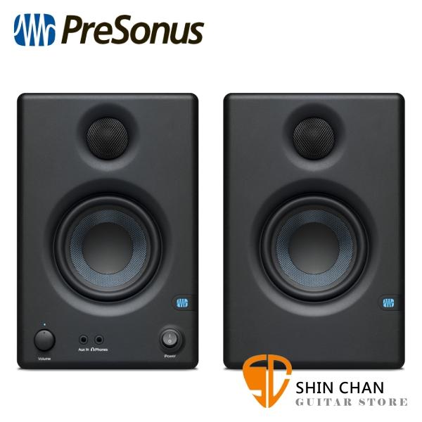 PreSonus Eris E3.5 專業錄音 監聽喇叭【3.5吋/二顆/一年保固】