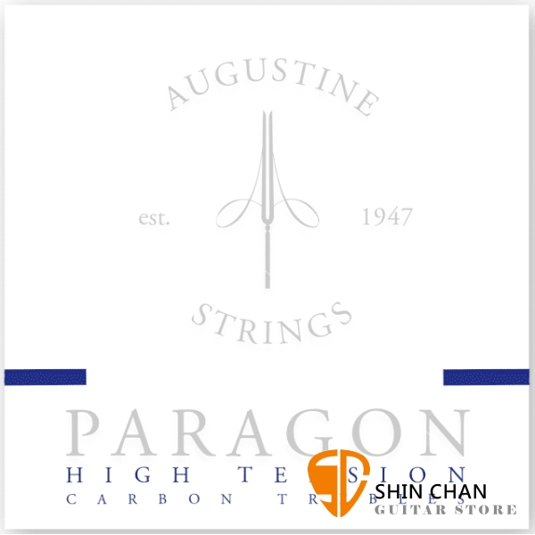 AUGUSTINE Paragon Blue 高張力古典吉他弦 藍線包裝 Classic High Tension