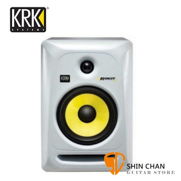 監聽喇叭▻ KRK ROKIT 6 G3 6吋二路主動式監聽喇叭 白色【RP6G3W-NA/原廠公司貨/一年保固】