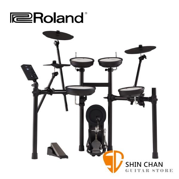 Roland TD-07KV 電子鼓 全網狀 / 布面【附台灣樂蘭樂器原廠配件/TD07KV/原廠公司貨一年保固】