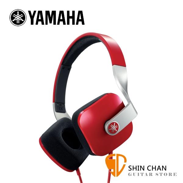 YAMAHA 山葉 HPH-M82 線控麥克風耳機 iPhone/iPad/iPod 適用 原廠公司貨