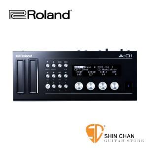 合成器▻ Roland A-01 限量版 迷你音源機 藍芽MIDI功能