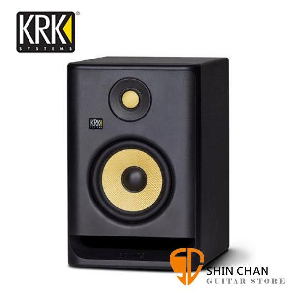 KRK Rokit RP5G4 主動式監聽喇叭/5吋錄音室專用(黑色/單一顆)台灣公司貨保固