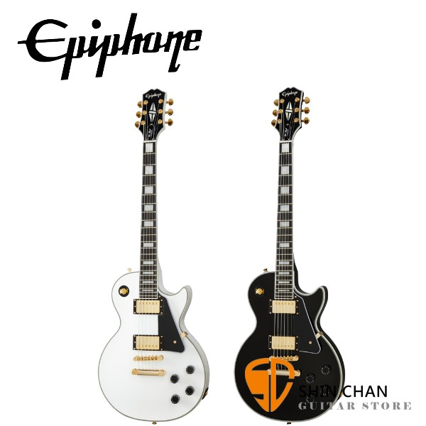 Epiphone Les Paul Custom 電吉他 含原廠硬盒【Epiphone電吉他專賣店/吉他品牌/Gibson副廠】