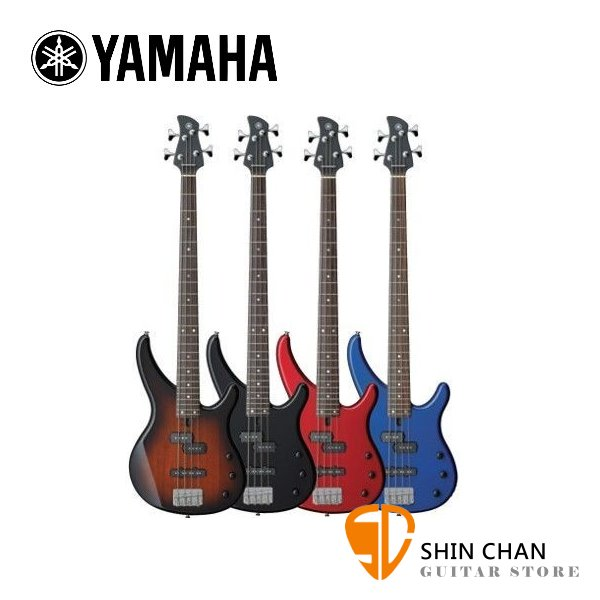 YAMAHA 山葉 TRBX174 電貝斯/bass/貝士-印尼製造【TRBX-174】另贈好禮