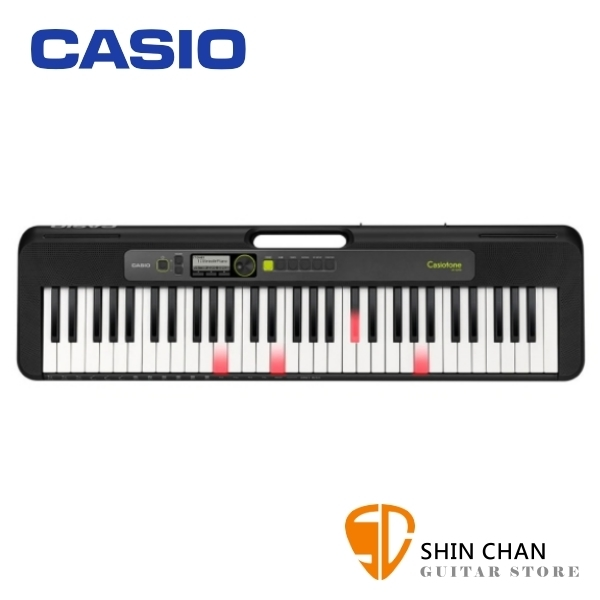 Casio 卡西歐 LK-S250 61鍵 魔光電子琴 魔光教學系統和階段式教學系統 原廠公司貨保固【LKS250】