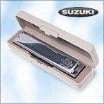日本鈴木SUZUKI SU-24 複音24孔口琴(C調)SU24