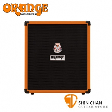 Orange CRUSH BASS 50 50瓦電貝斯音箱 原廠公司貨 一年保固【音箱專賣店/英國大廠品牌/橘子音箱】