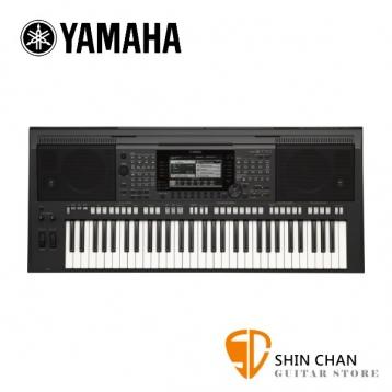 YAMAHA山葉 PSR-S770 61鍵 電子琴  S-770 / PSR770 原廠公司貨一年保固 附中文說明書、譜架、變壓器、厚琴袋 再另贈好禮