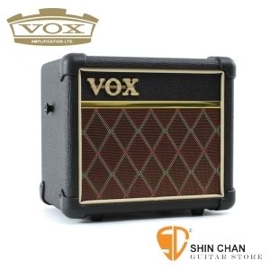 電吉他音箱 Vox MINI3 G2 3瓦吉他音箱【內建多種VOX效果器 / Vox mini 3的新款】