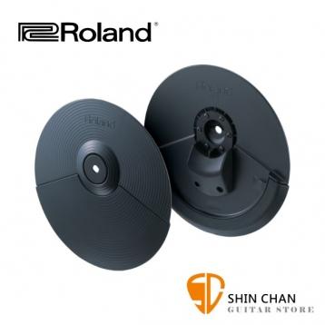 Roland CY-5 雙拾音電子鈸 1片入 電子鼓擴充專用【HI-HAT或SPLASH皆適用的電子鈸/Dual-Trigger Cymbal Pad】