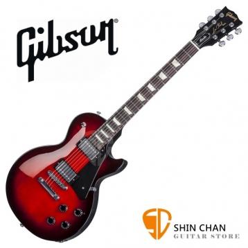GIBSON 2017 Les Paul Studio T 電吉他 Black Cherry Burst  黑紅漸層 台灣總代理/公司貨 附贈GIBSON電吉他硬盒/case
