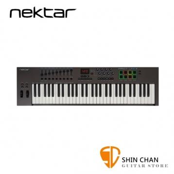 美國品牌 NEKTAR  Impact LX61+ 主控鍵盤/MIDI鍵盤 61鍵/61key(原廠公司貨/一年保固)附打擊版功能【LX61 PLUS】
