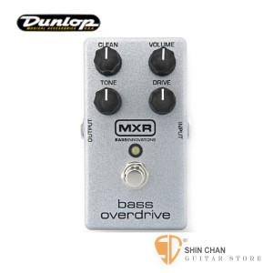 Dunlop M89 貝斯過載效果器【M-89/MXR BASS Over Drive】