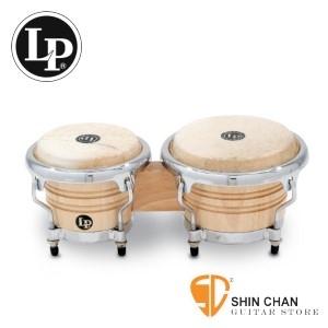 "邦哥鼓 ► LP品牌 LPM199-AW 4.5"" x 3.5""迷你邦哥鼓【LPM199AW/LP Music Collection® Natural Wood Bongos Mini Tunable】"