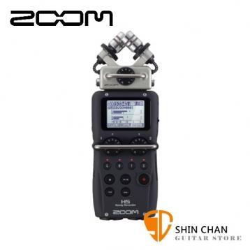 ZOOM H5 立體聲專業錄音座 原廠一年半保固 公司貨【X/Y立體麥克風 超越同級音質】