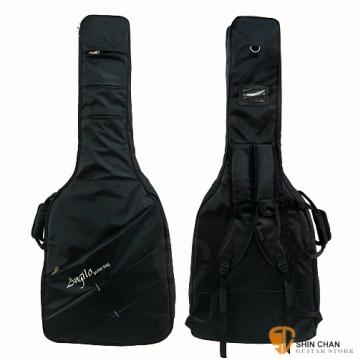 吉他袋 ► Jumbo 42吋雙肩背木吉他袋 加厚20mm內裏 Jumbo型 特別長或寬的民謠吉他皆放的下