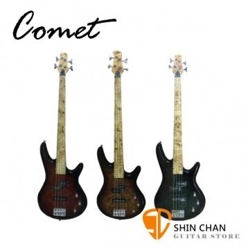 Comet 慧星 CST-MOR 琥珀 電貝斯【comet bass專賣店/貝斯品牌/BASS】