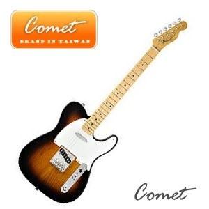 Comet TL造型電吉他(經典TL)附吉他袋、PICK、琴布、背帶、吉他導線