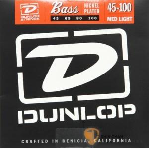 Dunlop DBN45100 美製電貝斯弦(45-100)【DBN-45100】