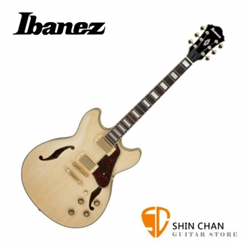 Ibanez AS73G-NT 空心爵士吉他 原廠公司貨 一年保固【AS-73G】