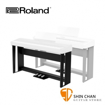 Roland 樂蘭原廠琴架+三音踏板組 FP-90 數位電鋼琴專用【KSC-90 + KPD-90】