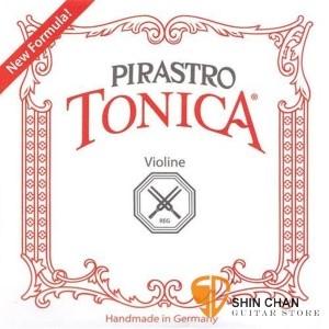 Pirastro 小提琴弦 ▷ Pirastro Tonica 小提琴套弦 1/2 3/4 專用