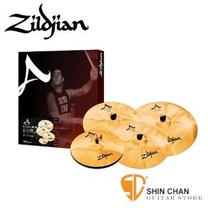 """銅鈸▻ Zildjian A Custom A20579-11 5片銅鈸套組 內贈18吋A Custom Crash 一片【Cymbal Pack with Free 18"""" A Custom Crash】"""