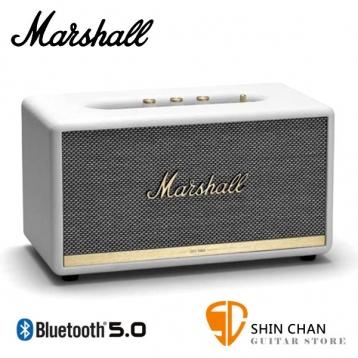 Marshall Stanmore II 藍牙喇叭 經典白 全新2代 Stanmore Ⅱ 無線喇叭 藍牙音箱音響 / 台灣公司貨