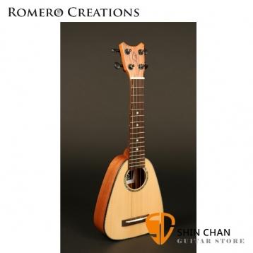 ROMERO CREATIONS XS Soprano 17吋單板烏克麗麗【系列:Pepe Romero】