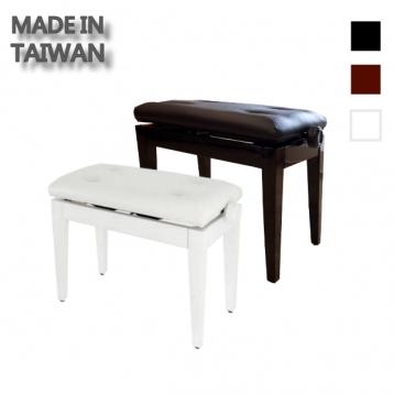 台灣製造 可調整高度鋼琴椅/電鋼琴椅/電子琴椅/piano琴椅/Keyboard椅/三色可選