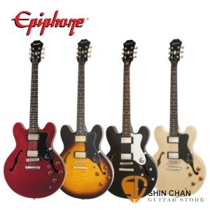 Epiphone DOT 空心爵士電吉他【Epiphone電吉他專賣店/Gibson副廠】