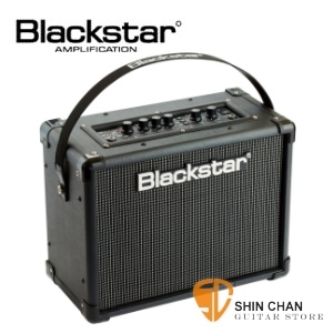 blackstar音箱►英國Blackstar CORE 20瓦 黑星 吉他音箱 / 電吉他音箱( ID:Core Stereo 20 立體聲音箱)2x10瓦全新公司貨 內建效果器